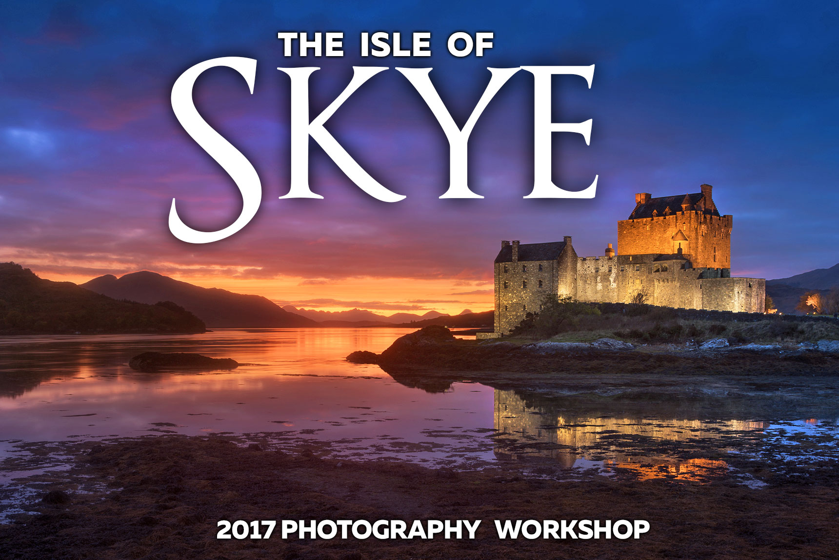 Isle of Skye Photography Workshop with Gavin Hardcastle Fototripper
