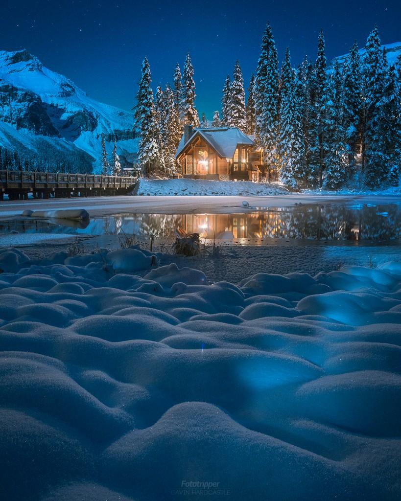 Image Galleries For Lionaid Campaigns: Emerald Lake Lodge, Yoho