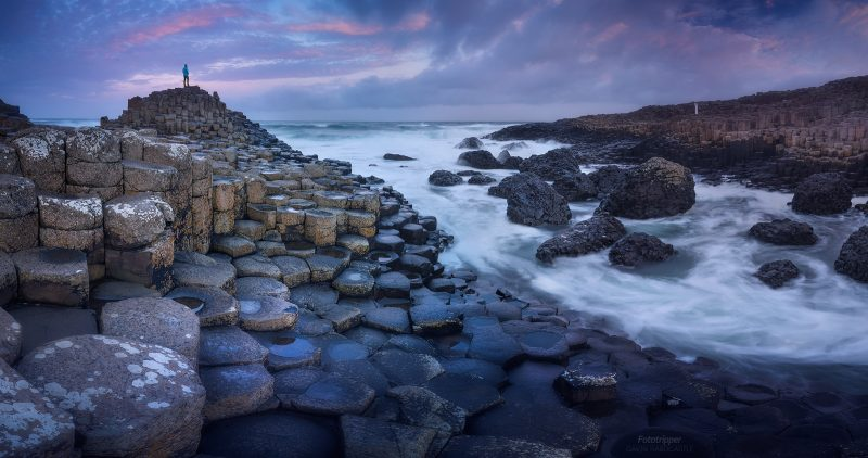 The Giants Causeway - Fine Art Landscape Photography