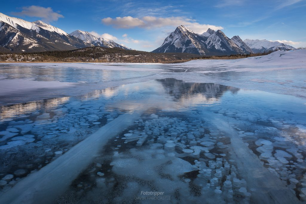 Abraham Lake Photography Tips
