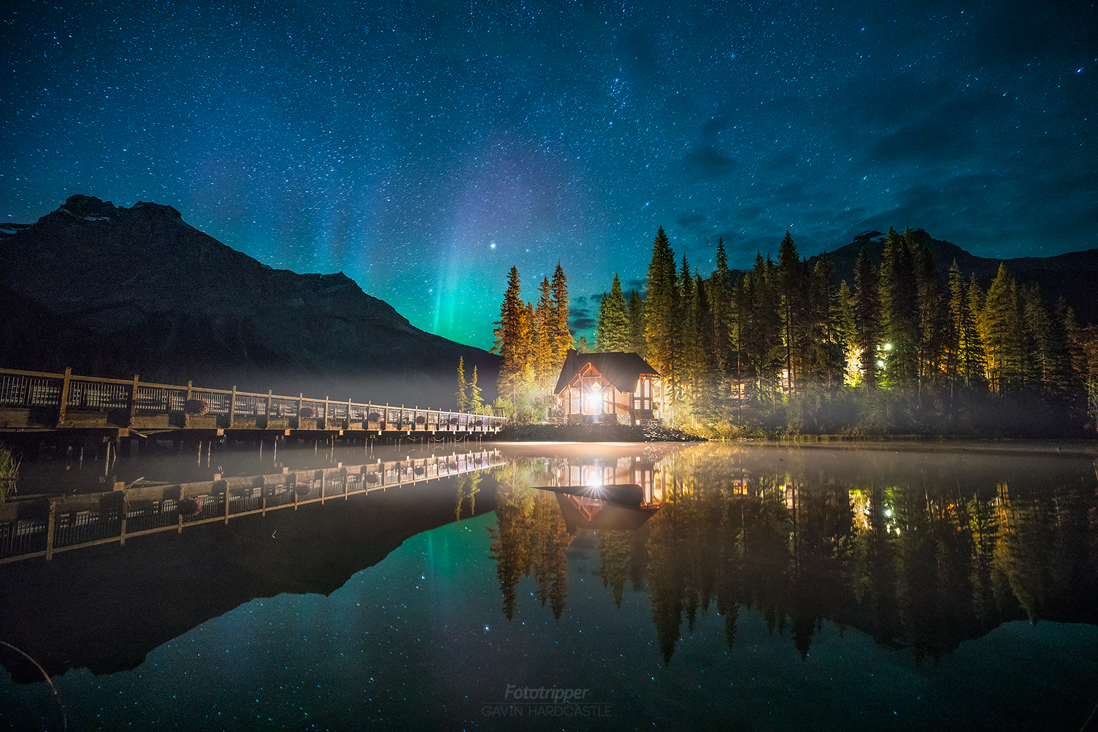 Emerald Lake - Banff Photography Workshop