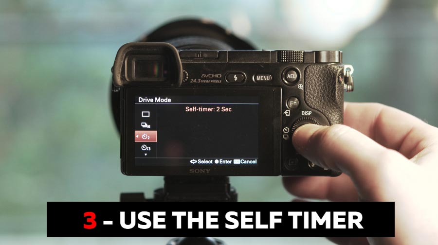 "Use the 2"" Timer"