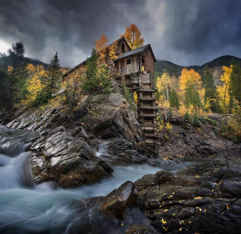 The Crystal Mill Colorado