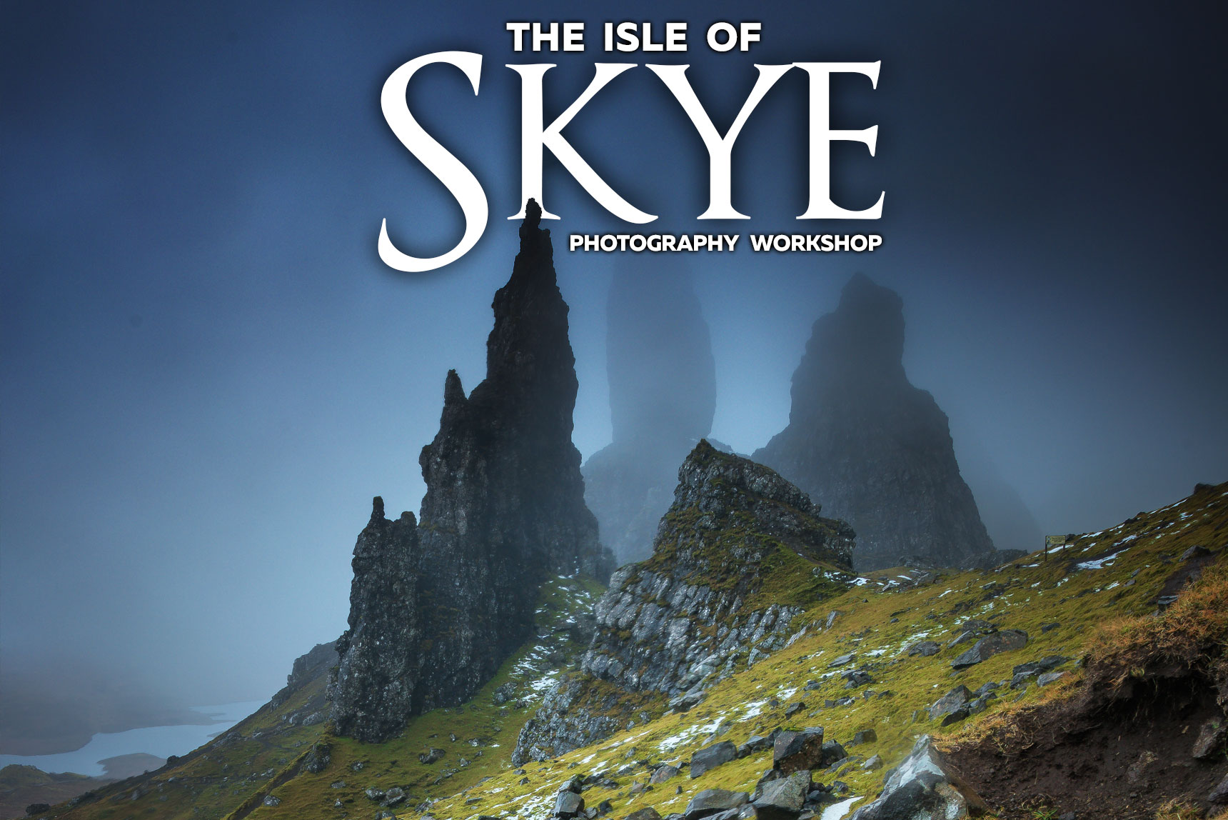 The Isle fo Skye Photography Workshop