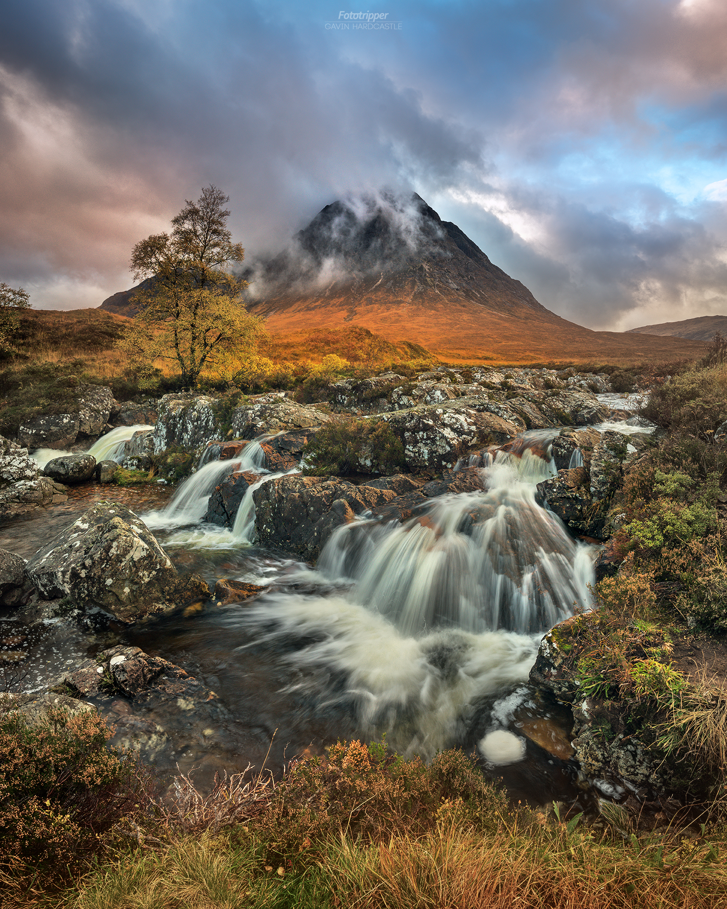 Glencoe, Scotland - Skye Photography Workshop with Fototripper