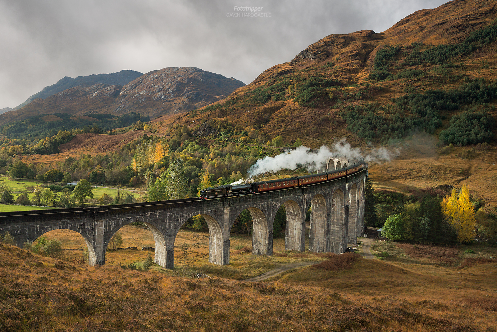 Hogwarts Express - Scotland Photo Workshops