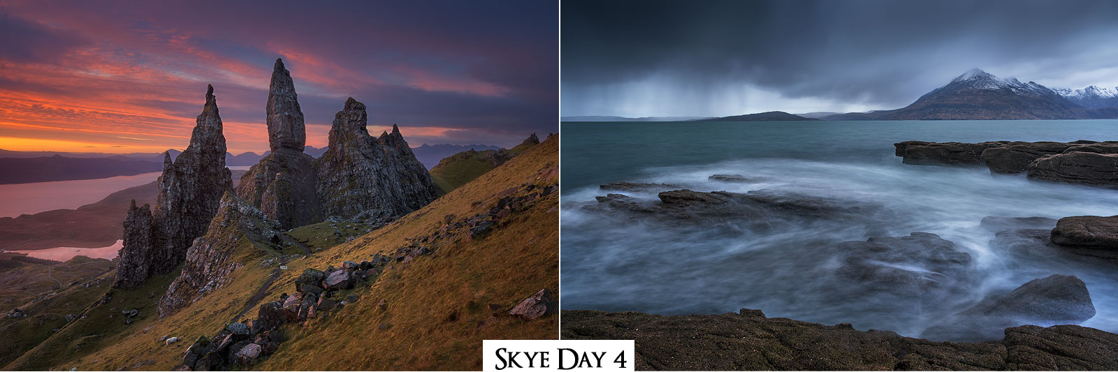 Photo Workshops on the Isle of Skye - Day 4