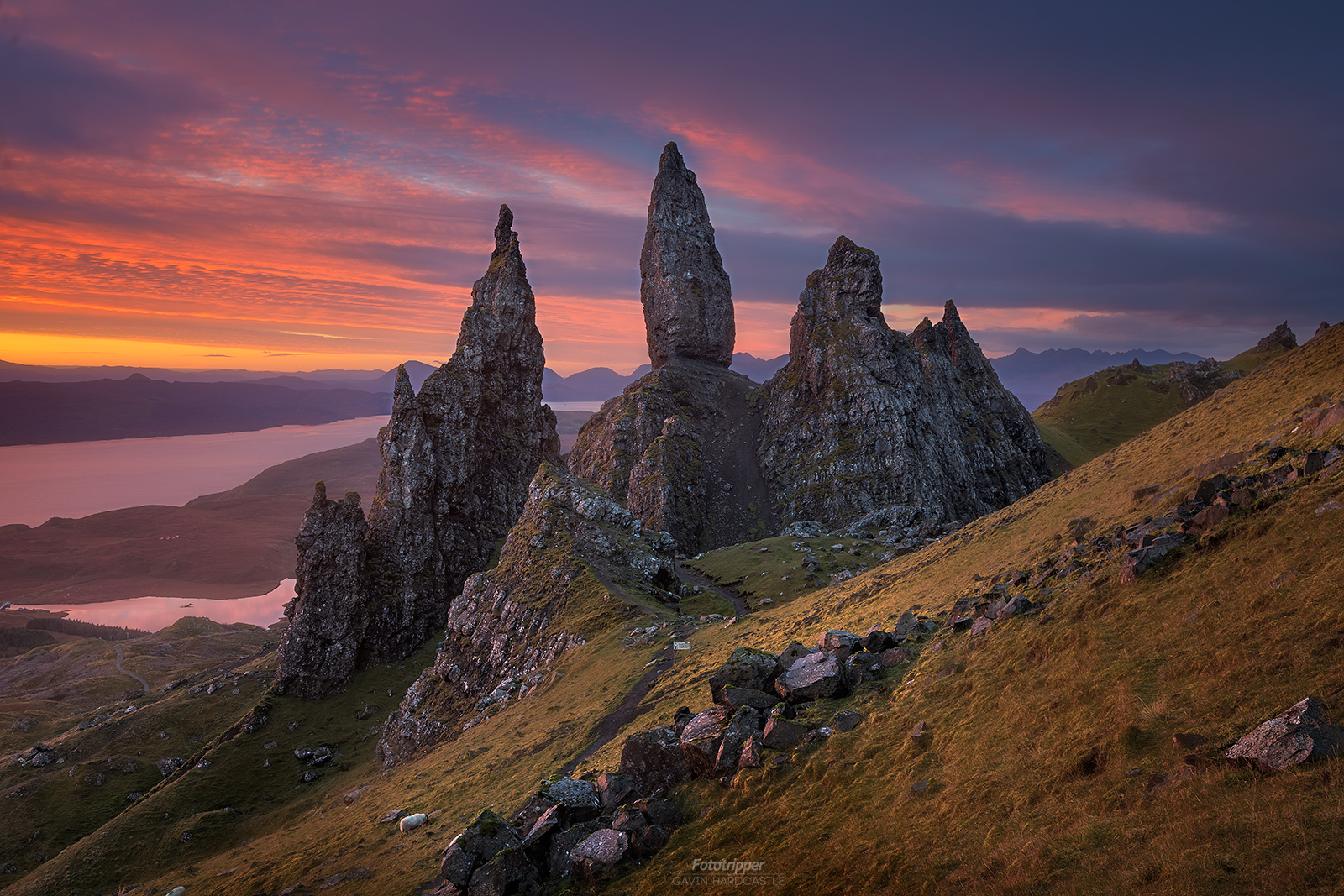 Old Man of Storr - Isle of Sky Photography Workshop