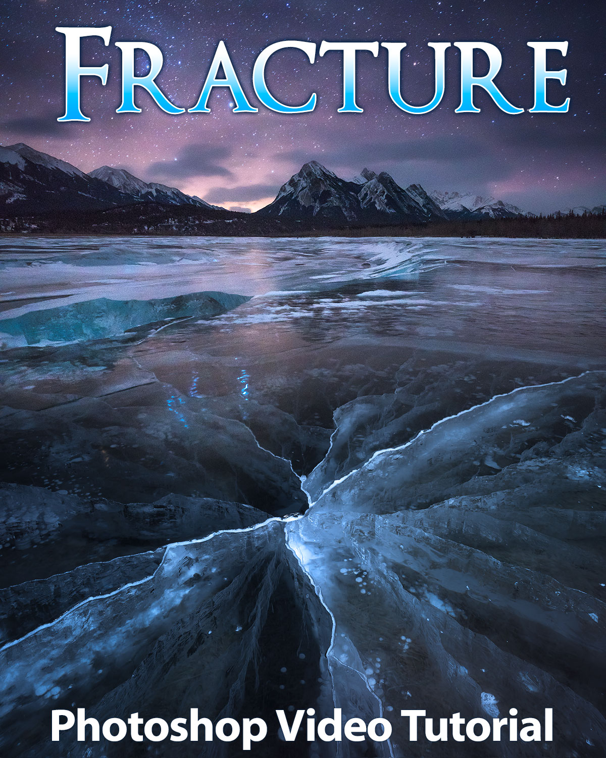 'Fracture' - Photoshop Video Tutorial