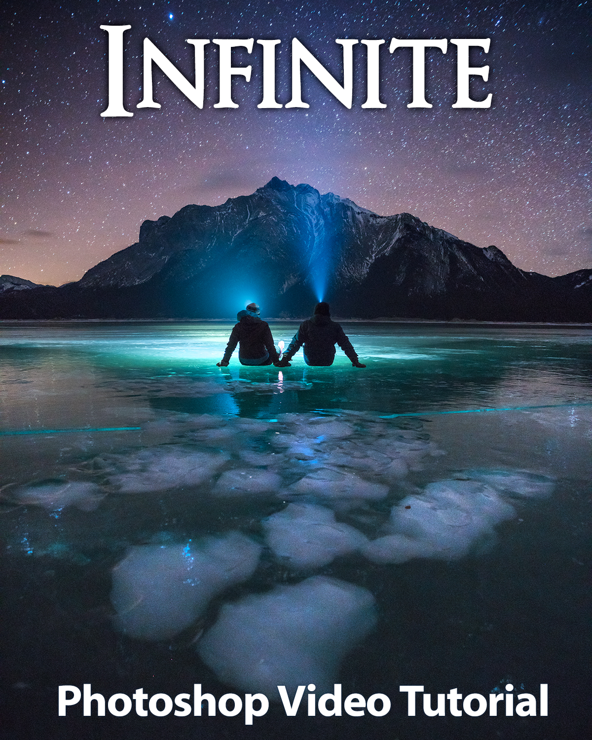 Photoshop Video Tutorial for 'Infinite' by Gavin Hardcastle