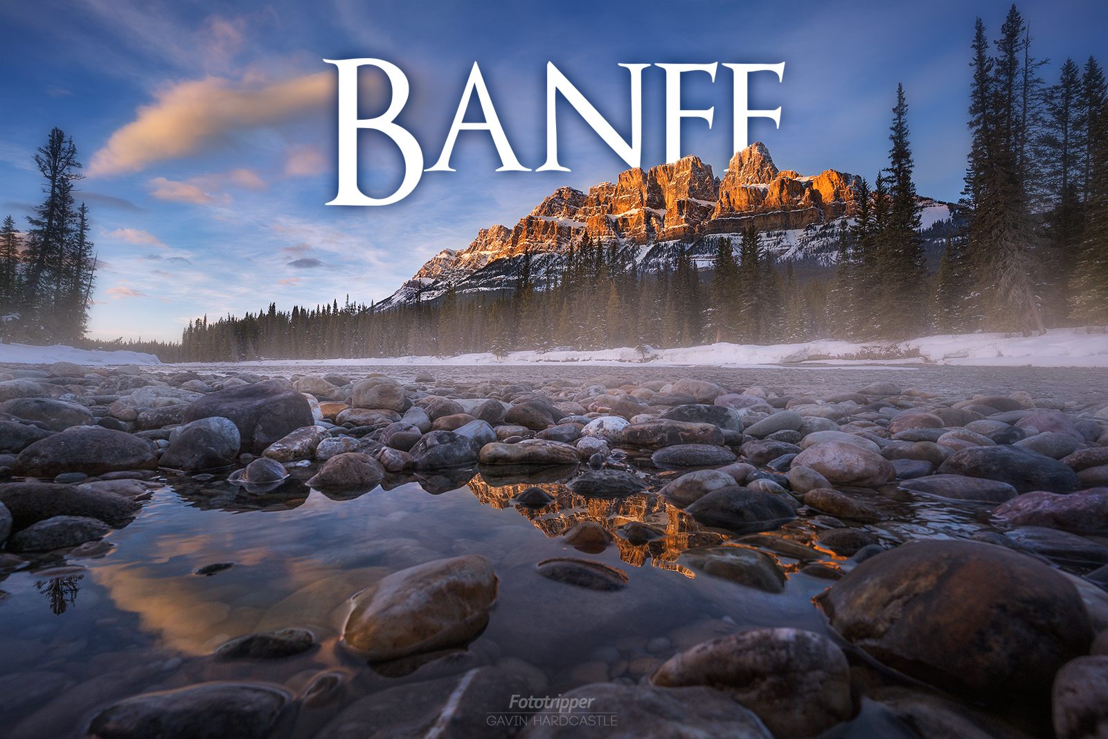 Banff Photography Workshop with Gavin Hardcastle