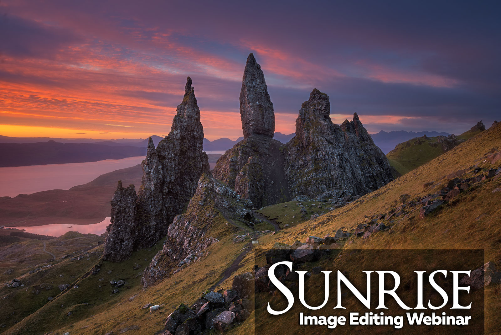 Sunrise Photoshop Video Tutorial Webinar