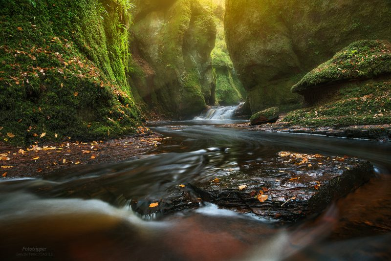 Finnich Glen - Scotland Photography Workshop