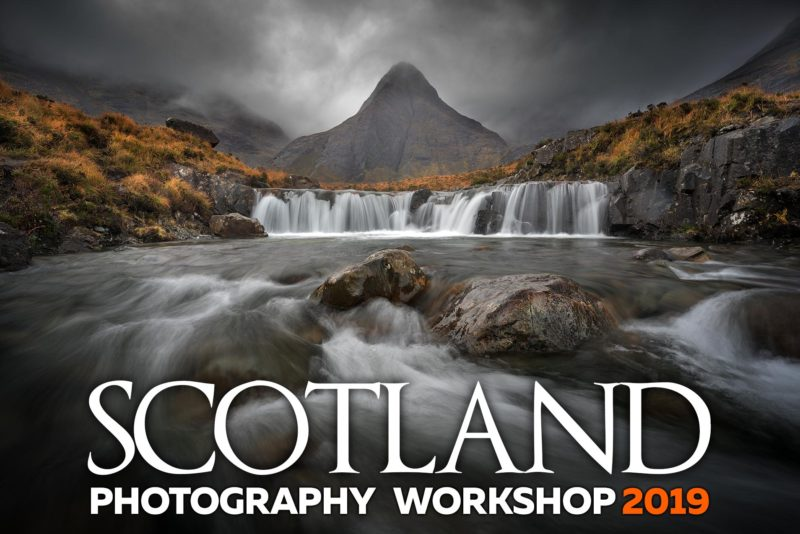 Scotland Photography Workshop 2019 - Isle fo Skye
