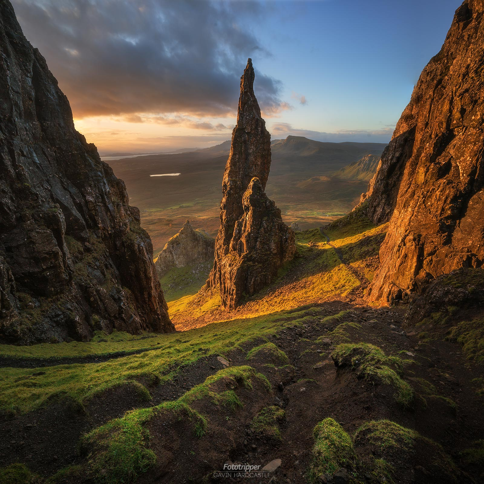The Quiraing Needle - Scotland Photography Workshop