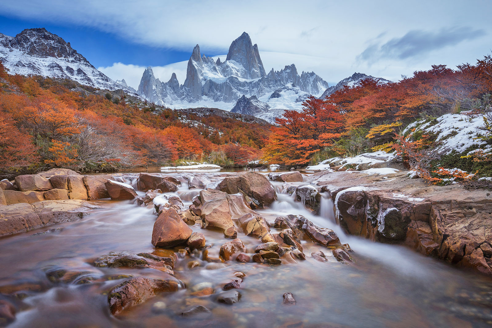 Patagonia Photography Workshop in Autumn