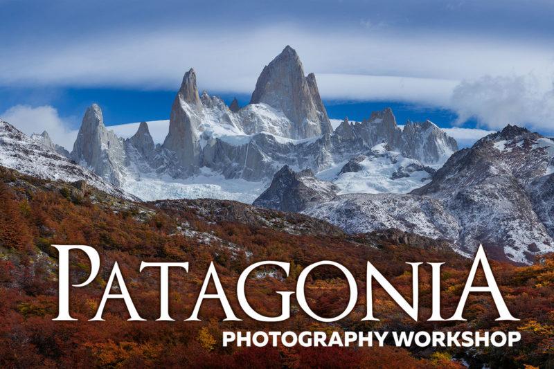 Patagonia Photography Workshop Photo Tour