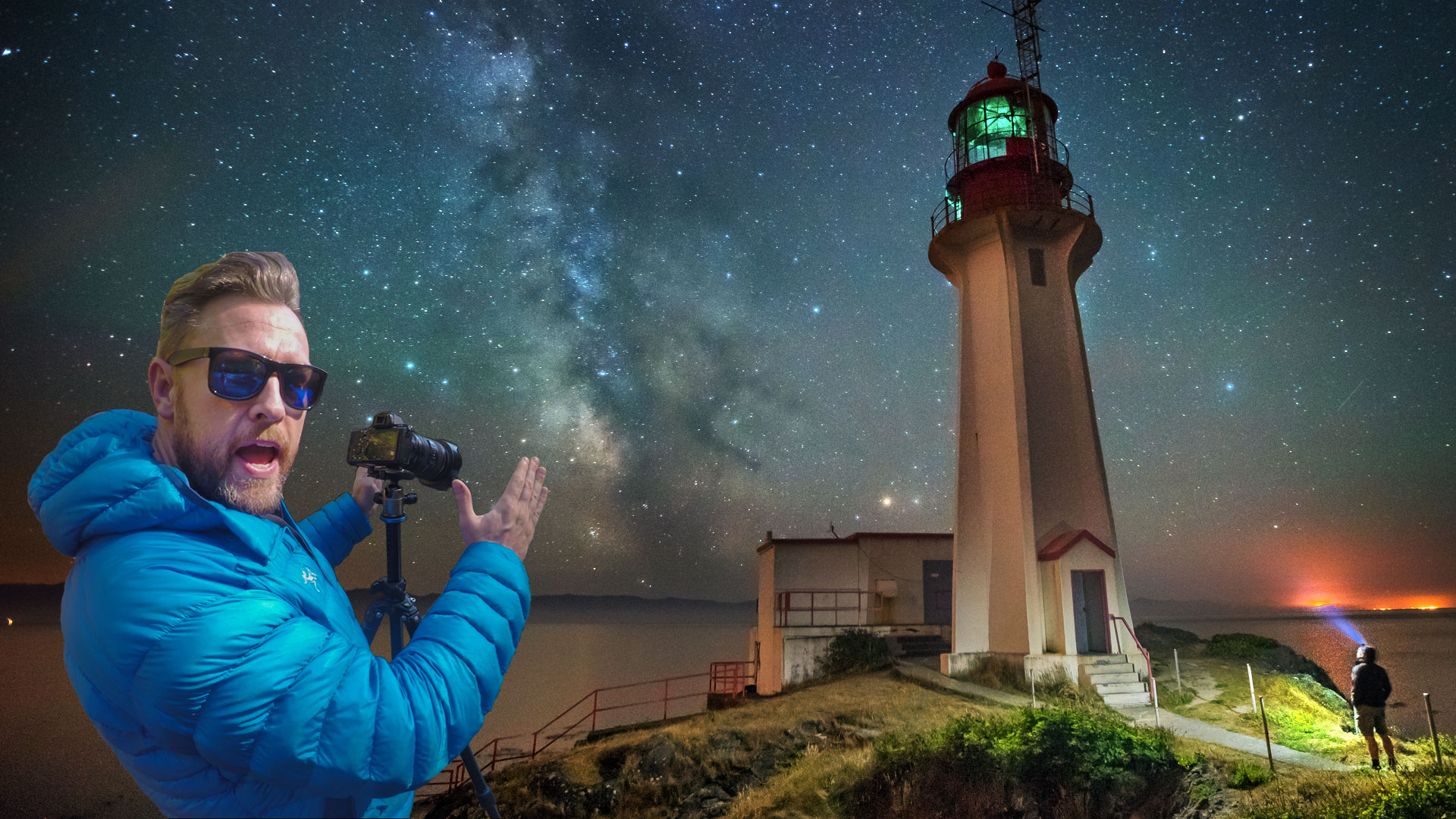 Vancouver Island Milky Way Photography Tutorial Workshop