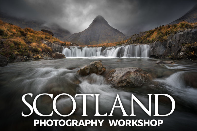 Scotland Photography Workshop - Isle of Skye