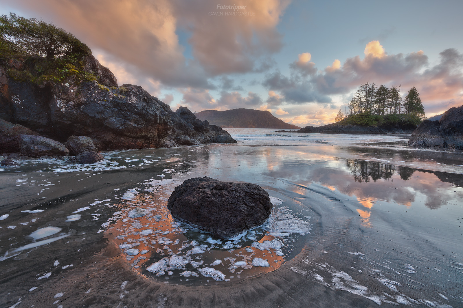 Vancouver Island Photography Workshop - San Josef Bay