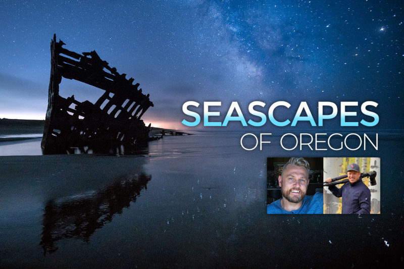 Seascapes of Oregon Photography Workshop