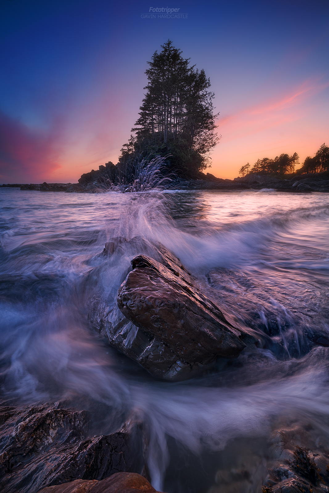 Botanical Beach - Vancouver Island Photo Tours